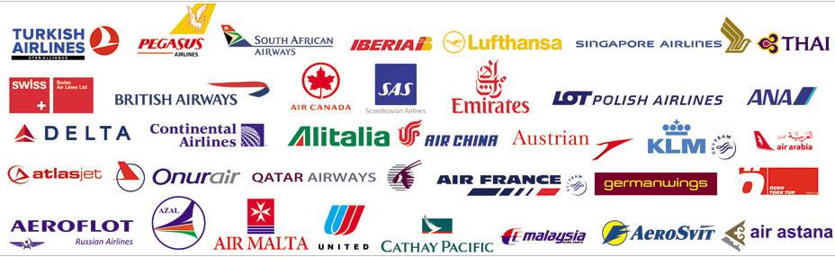 havayolları logolar ile ilgili görsel sonucu